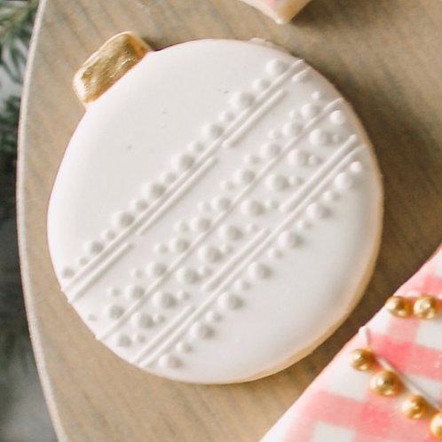 Round Ornament Cutter