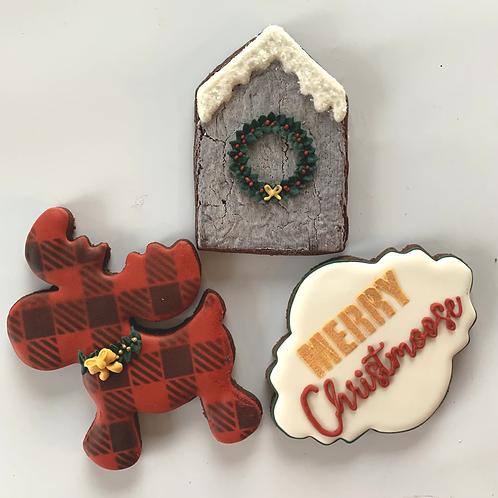 Merry Christmoose (Chocolate)