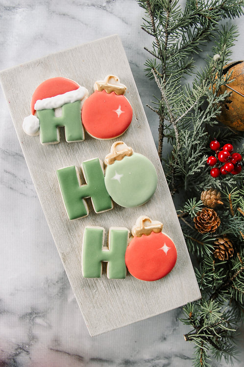 Ho Ho set of 2