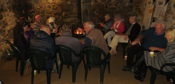 Medieval Veille at the Cider Barn