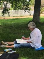 Rosanne Guille's Watercolour Workshop