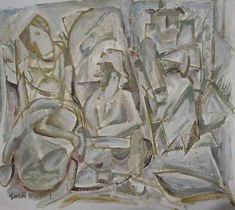 Sark Painting