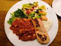 Greek Lunch Favourites