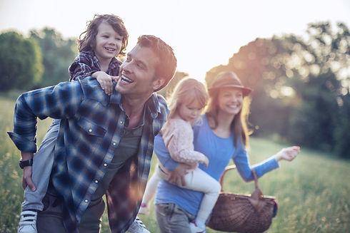 Gleichwürdigkeit und Wertschätzung innerhalb der Familie entwickeln