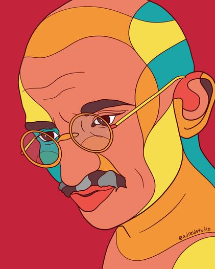 Mahatma Gandhi (2021)