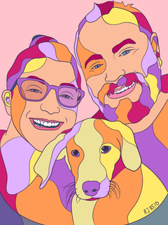 Nicole, Alex & Ohana (2020)