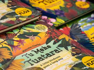 Tu Meke Tuatara! Book Launch