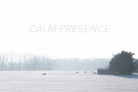Calm Presence