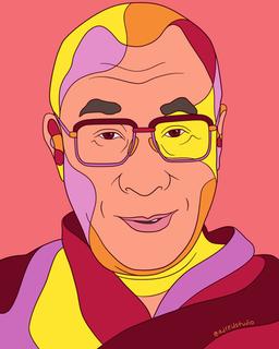 The Dalai Lama (2021)