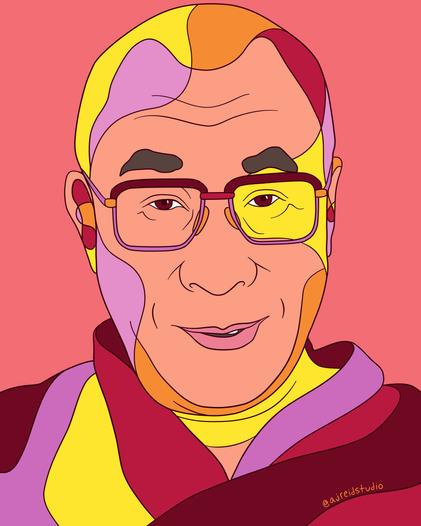 Dalai Lama (2021)