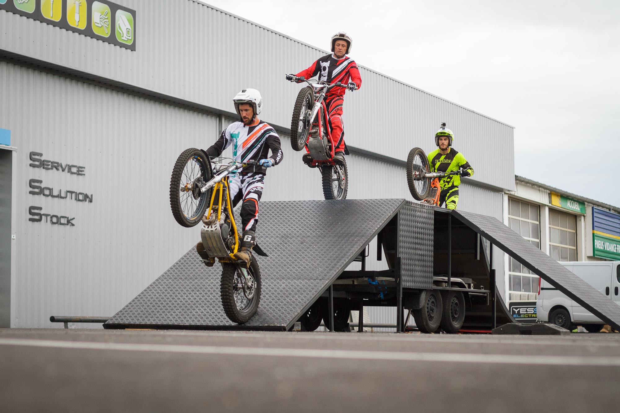 Trial Moto Show