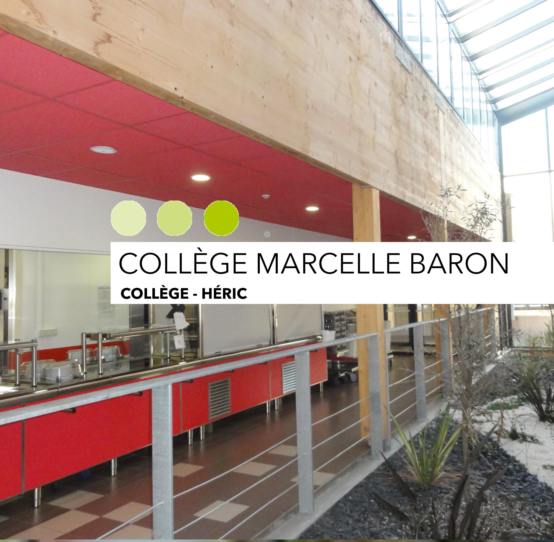 Coll Marcelle Baron