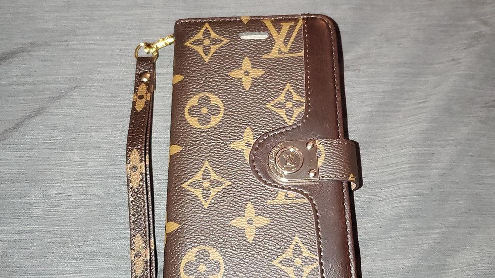 iPhone XS Max LV generic purse case