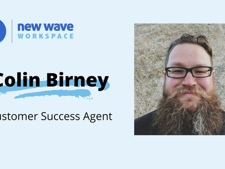 USA, June 2021 - Colin Birney joins as Customer Success Agent