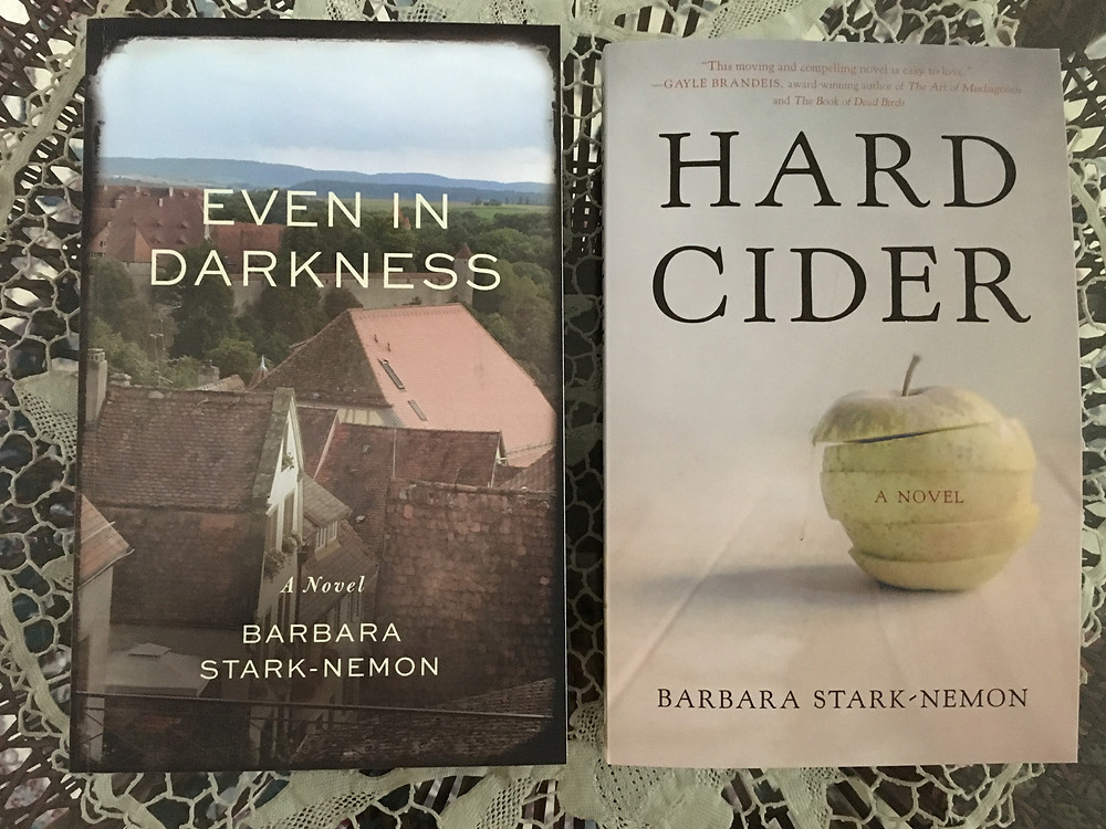 Hard Cider and Even in Darkness