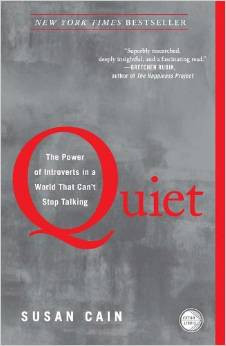 Quiet During a Book Launch