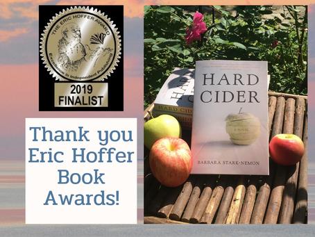 Eric Hoffer Book Award- Finalist