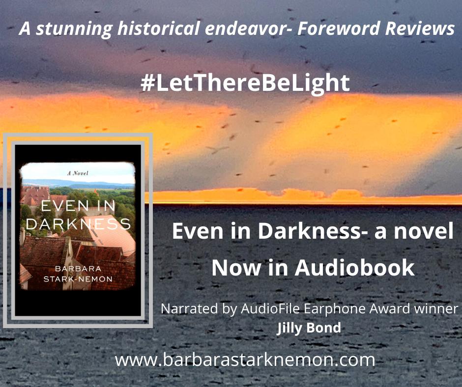 Even in Darkness audiobook