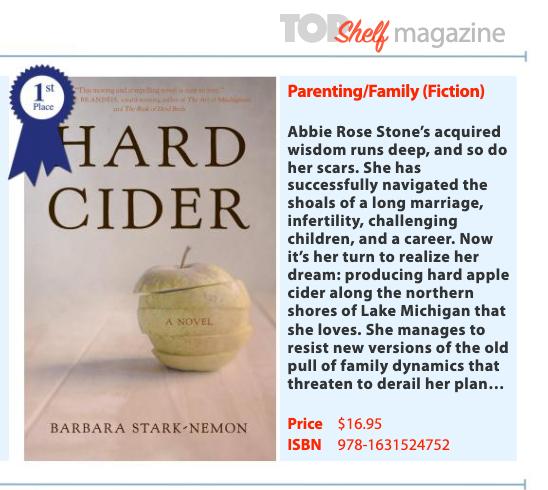 Parenting and Family Book Award!