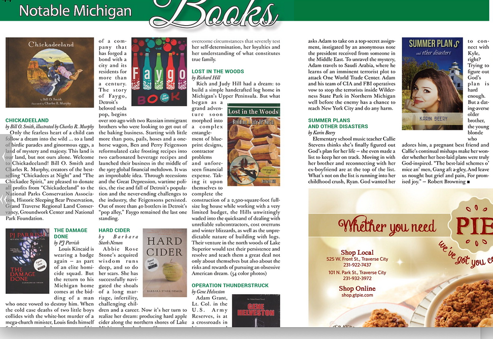 Hard Cider- Notable Michigan Book