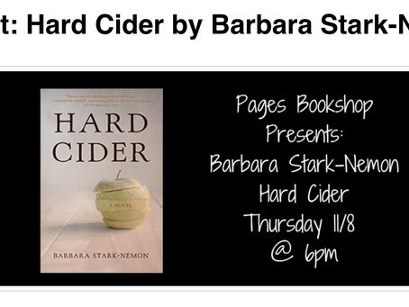 Hard Cider Comes to the D!