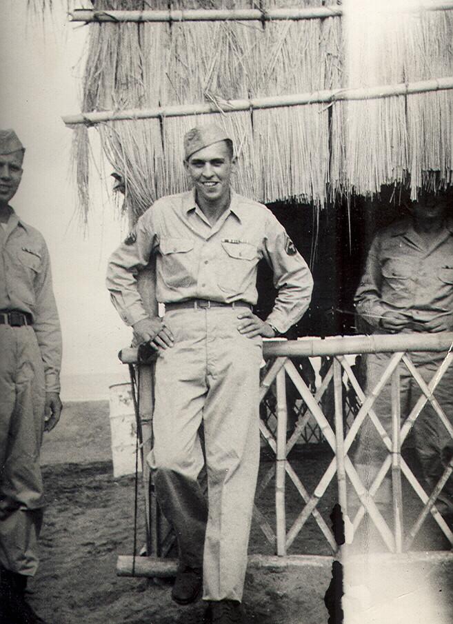 John Nemon, WWII