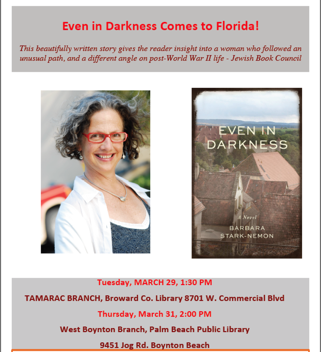 It's Florida Library Week!