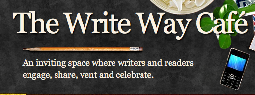 The Write Way Cafe author interview