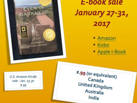 A Marketing Nerd look at a BookBub Campaign