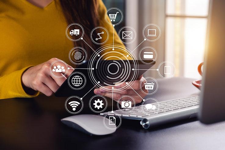 Btb multichannel marketing tablet ,lapto