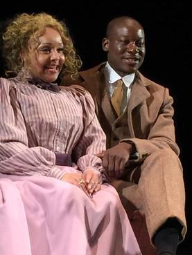 PaulLaurence Dunbar Play by Steven Allen