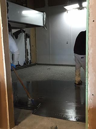 putting down floor 2.JPG