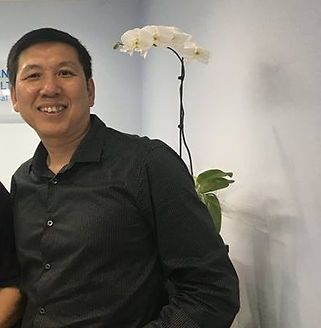 Dr Zac Zhuang Podiatrist at Hornsby Healthway Medical Centre