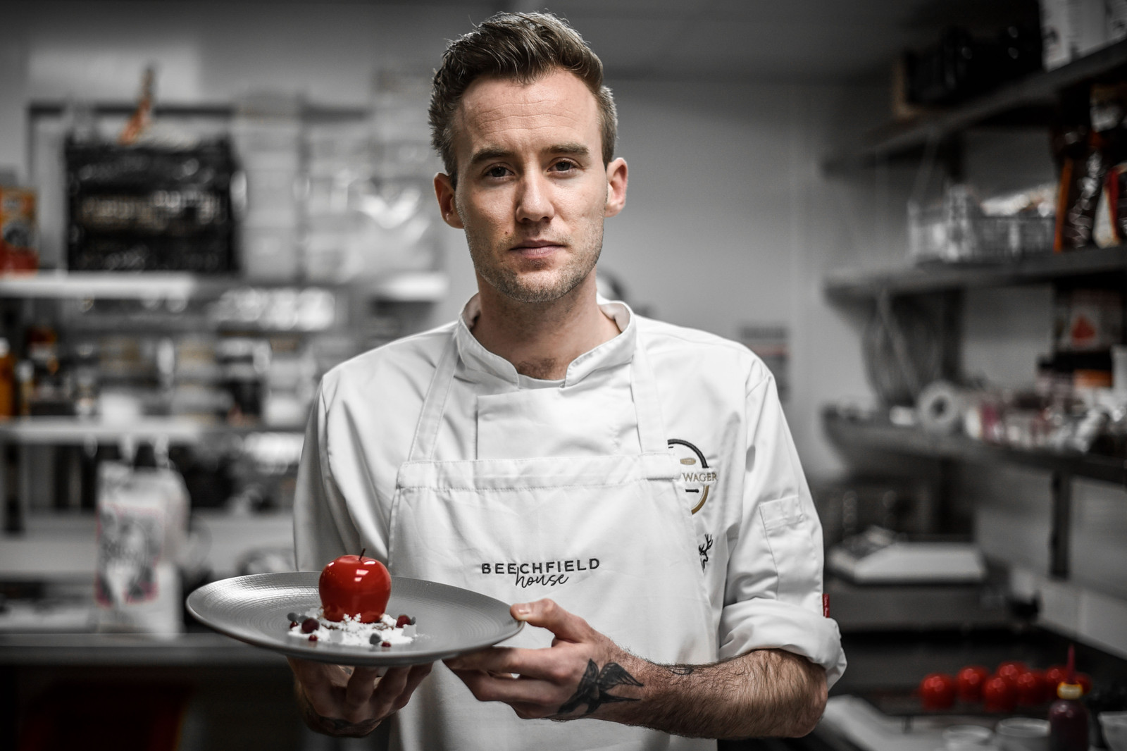 pastry chef la introduction - HD1600×1066