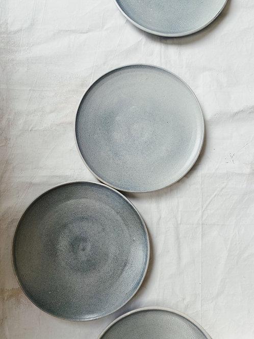 Sky dinner plate