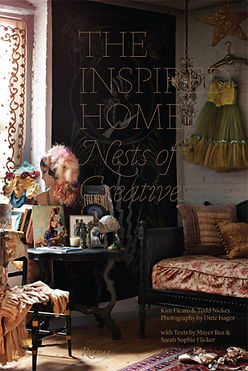 kim ficaro The Inspired Home Rizzoli