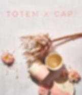 Totem Home X Cap Beauty