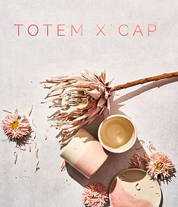 Totem Home X Cap Beauty