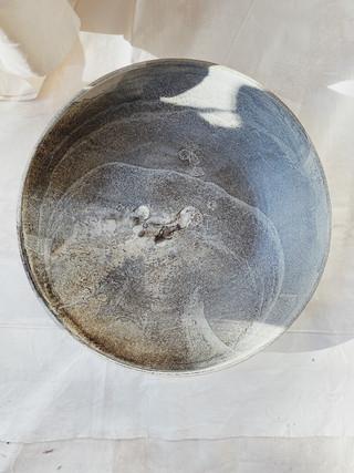 cermic large serving bowl