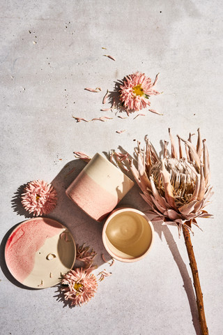 collaboration with CAP BEAUTY photographed by Gentl & Hyers
