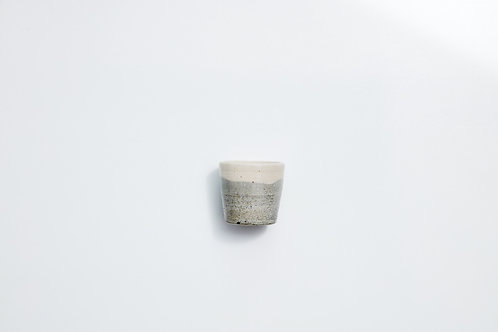 sky cup-two tone-large espresso