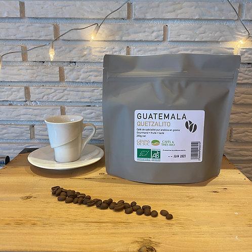 Café Quetzalito Guatemala