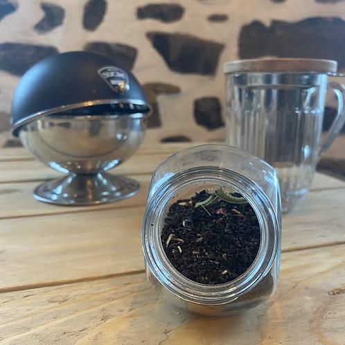 Thé noir Myrtille Glacée