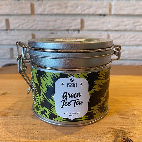 Thé vert glacé