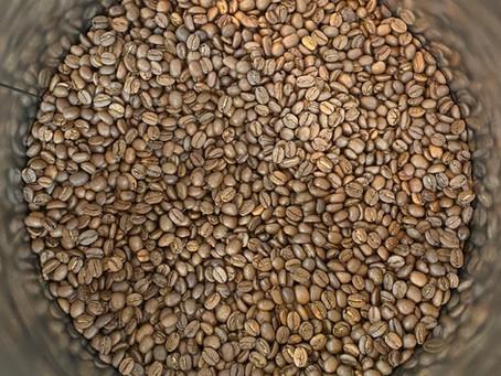 La conservation du café