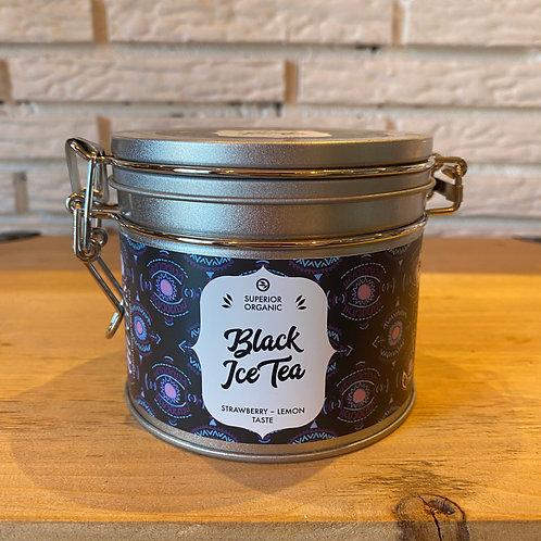 Thé noir glacé