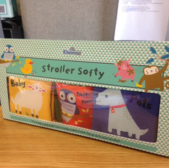 Stroller Softy Book Package for Quarto