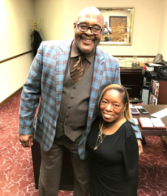 Bishop Marvin Winans Mother's Day 2018 @
