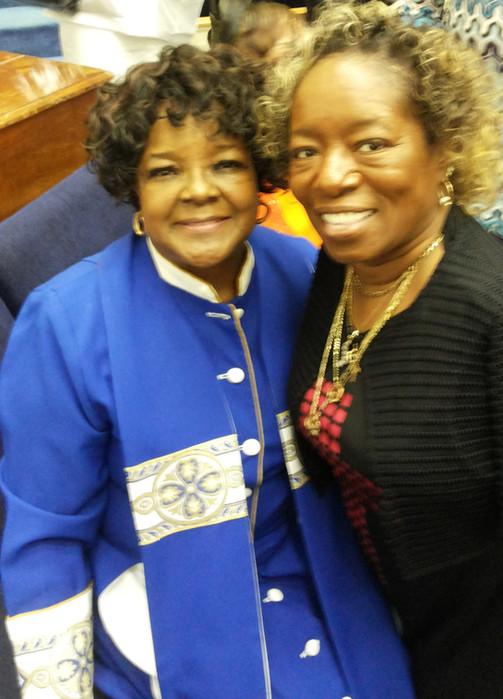 Pastor Shirley Caesar & Tawana.jpg
