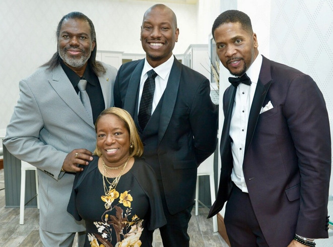 WCCI Toby, Tyrese, Donald Lawrence & Tee
